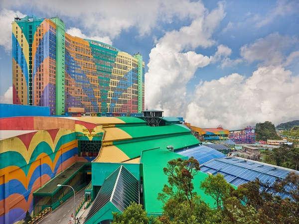 द फर्स्ट वर्ल्ड होटल, मलेशिया