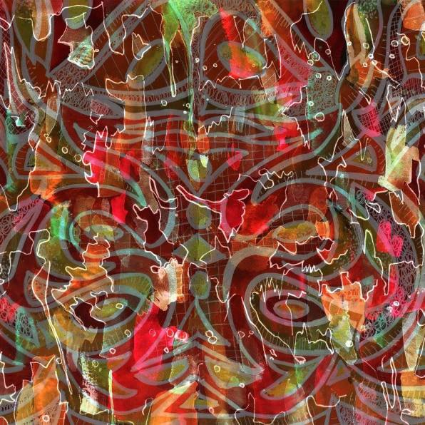 """Party Animal"" - Digital Artwork, 2017"