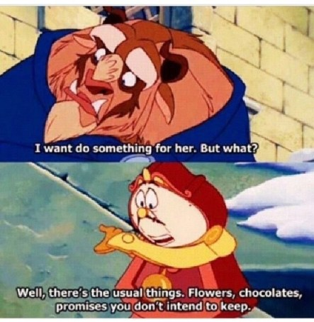 Top 15 Quotes From Beauty And The Beast