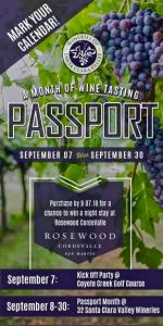 Santa Clara Wine Passport Image