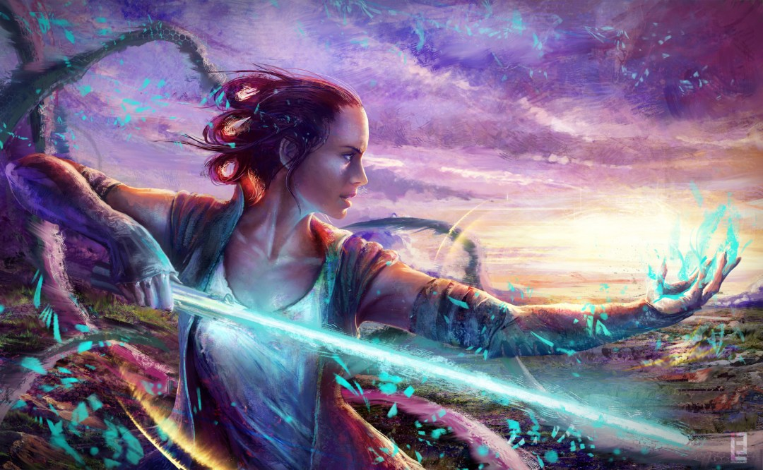 Rey by Maryna Babych