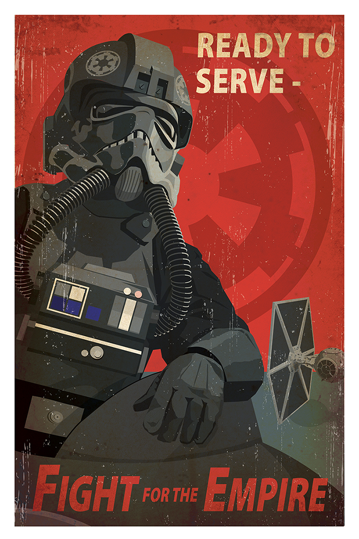Fight For The Empire by Ollie Boyd