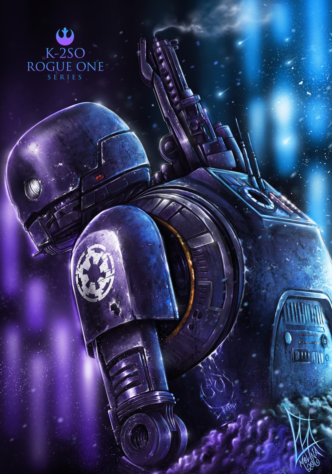 K2SO by Shane Molina
