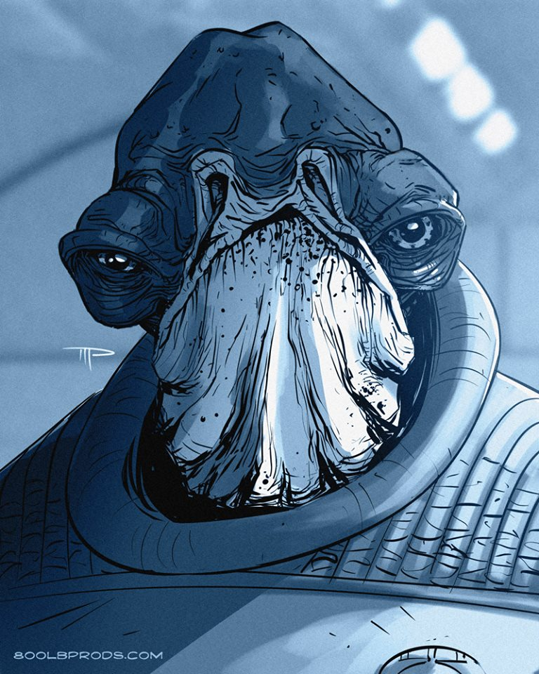 Admiral Raddus by 800 Pound Productions