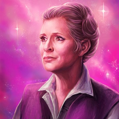 One with the Force by Ashlee Casey