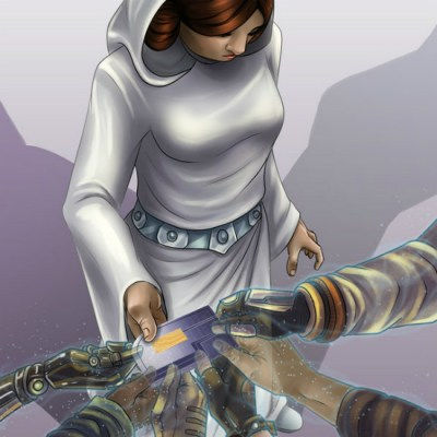 Our Lives in Exchange for a New Hope by Tyrine Carver