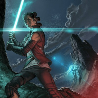 Rey by Fred Hildebrand