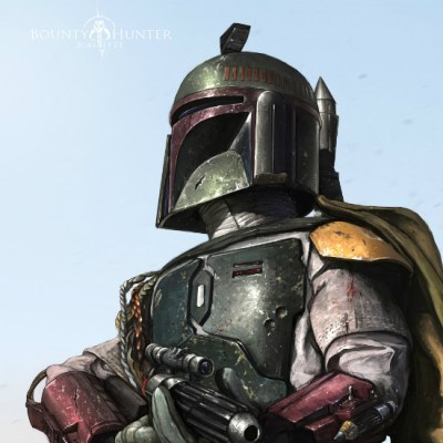 The Bounty Hunter by Shane Molina