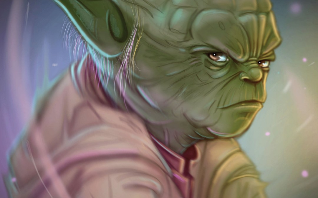 Master Yoda by Ahmad Monir Slam