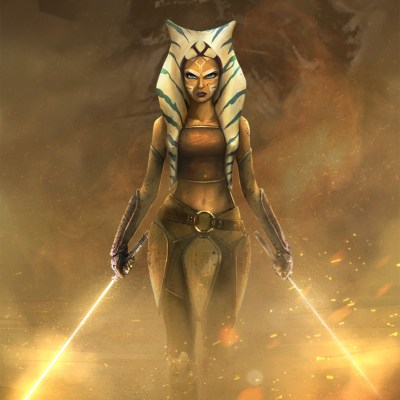 Ahsoka Tano by Jason Simard