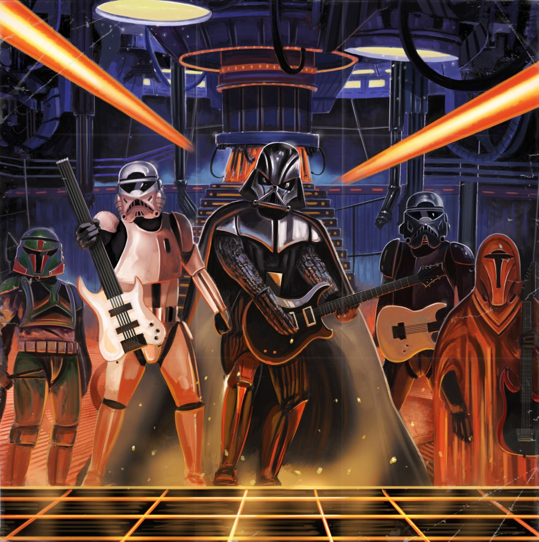 Empire Band by James Hayball