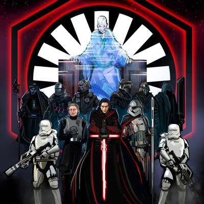 The First Order (v2) by Eli Hyder