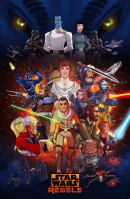 Star Wars Rebels Tribute