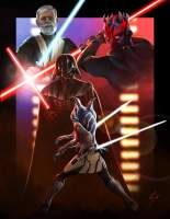 Star Wars Rebels by Gary Jensen