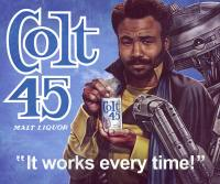 Lando Colt 45 by Eddie Holly