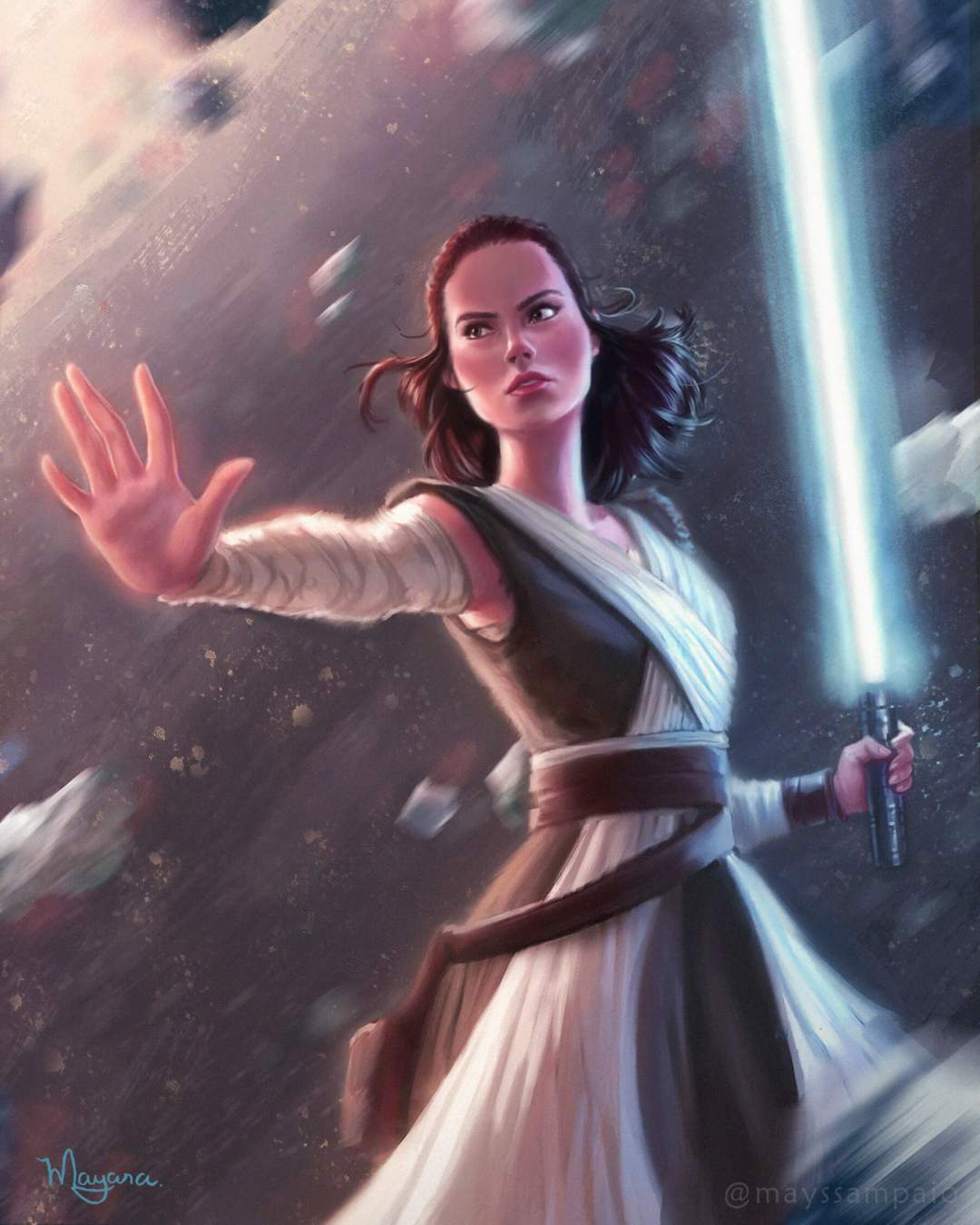 Rey by Mayara Sampaio