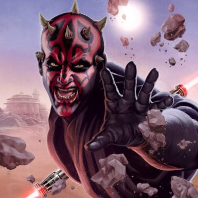 Darth Maul by Fernando Goni