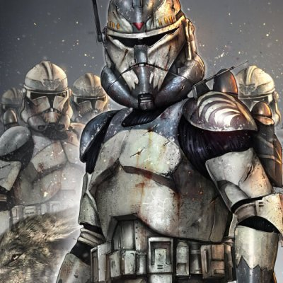 Commander Wolffe by Shane Molina