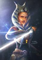 Ahsoka by Roland Sanchez