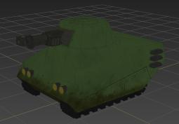 The Siege Portfolio: Enklave Ducky Tank