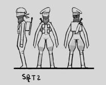 The Siege Portfolio: Enklave Commando Tier 2