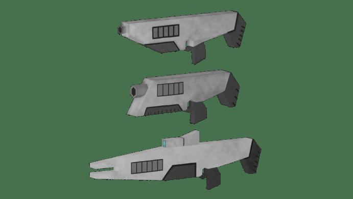 The Siege Portfolio: Enklave Weapons