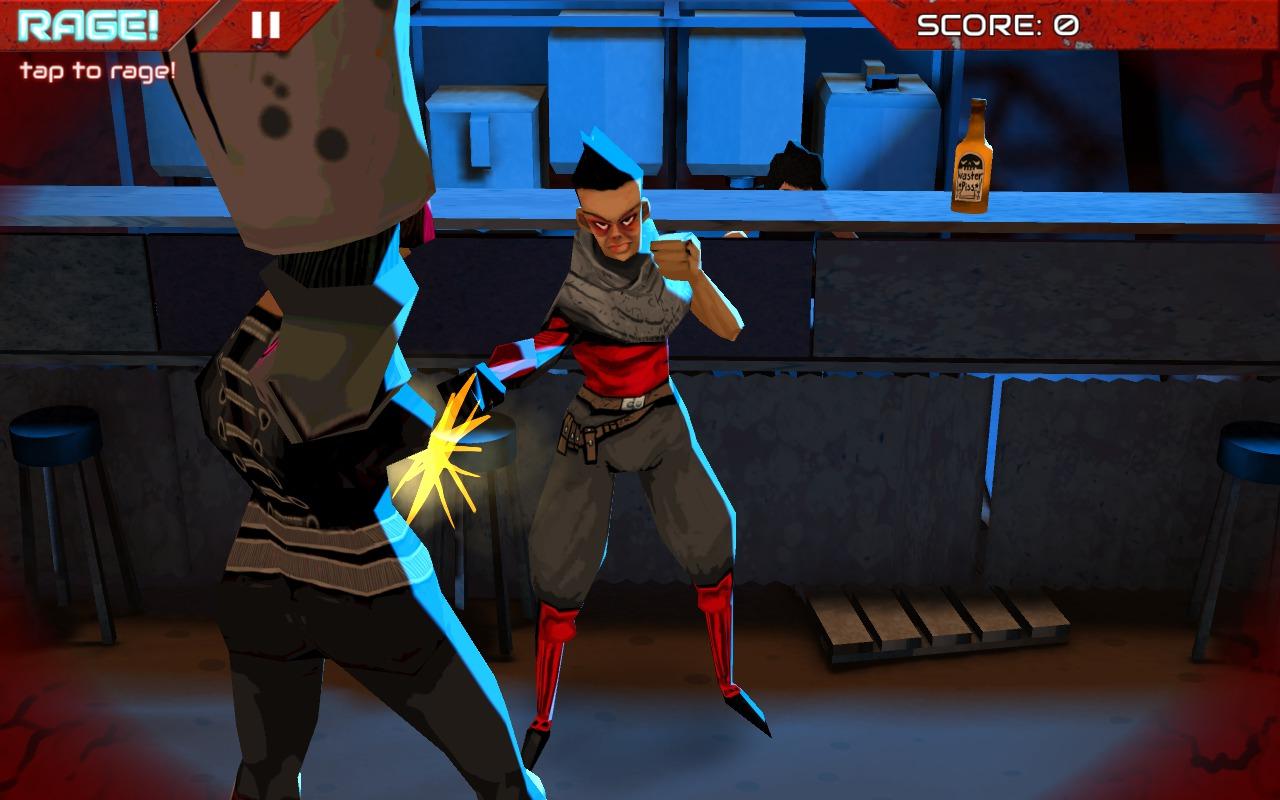 Wasteland Bar Fight: Gallia & Knockovich, Megaboss Showdown
