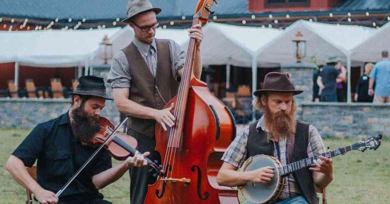 3 man band - KENTUCKY BOURBON AFFAIR