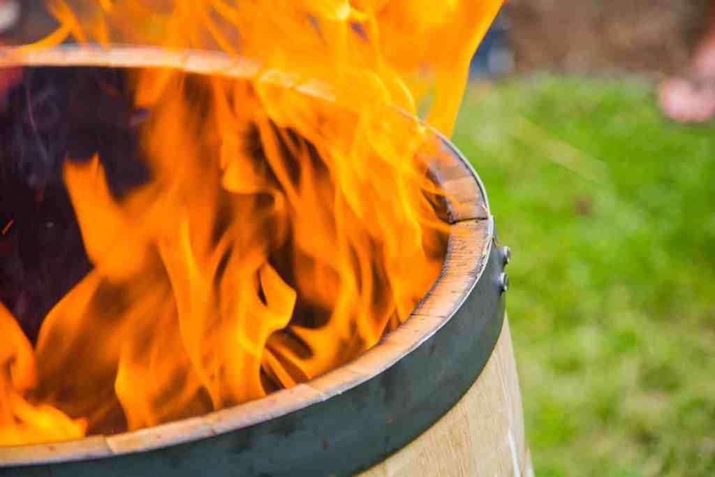 barrel on fire 1024x683 - Bardstown - Gateway Itinerary