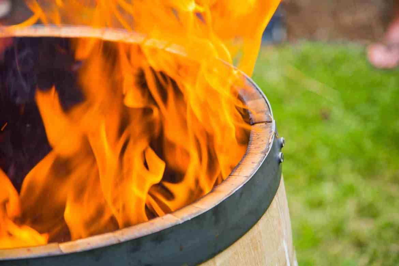 barrel on fire - ITINERARIES