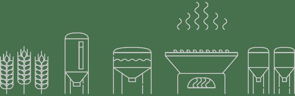 Bourbon process graphics