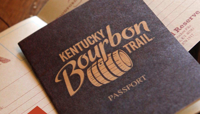 Kentucky Bourbon Trail passport