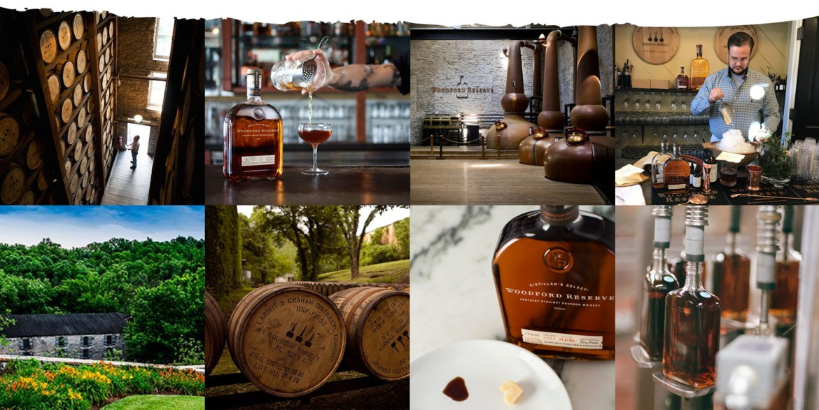 woodford gallery collage2 - Woodford Reserve