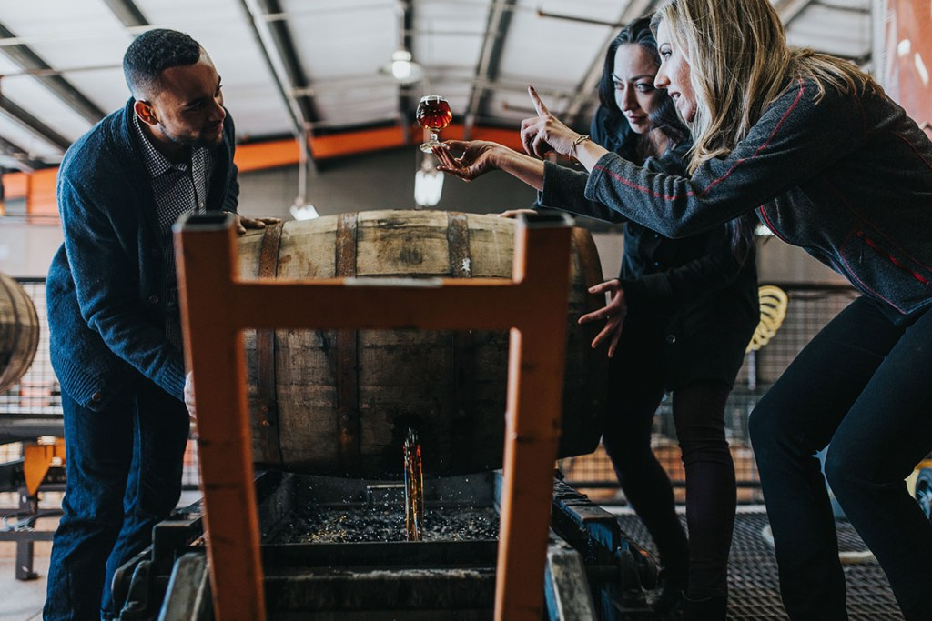 Jim Beam Clermont 1024x683 - Kentucky Bourbon Trail® Itinerary