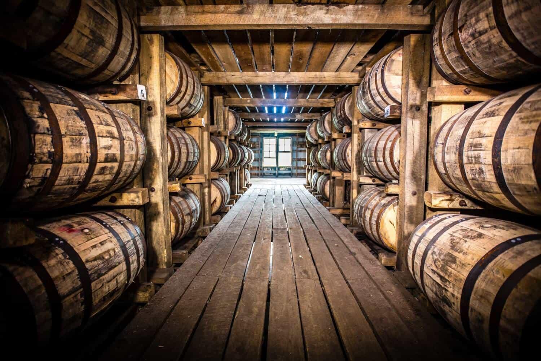 Urban bourbon trail app