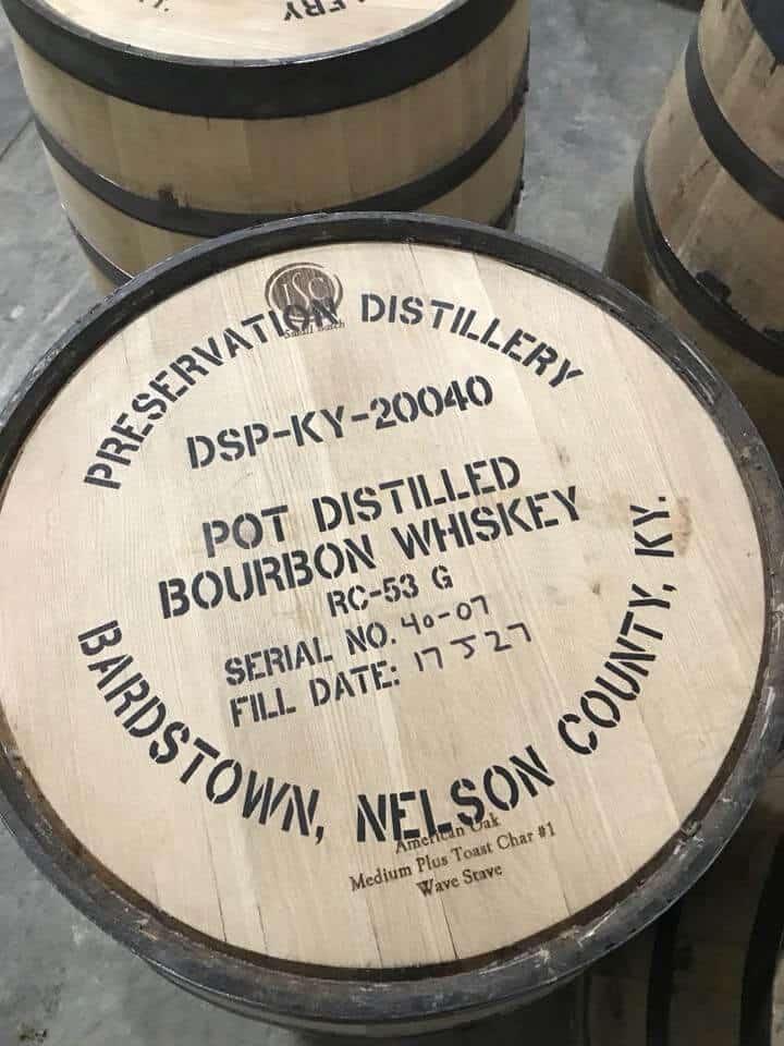 Preservation Barrel - Kentucky Distillers' Association WelcomesPreservation Distillery as Newest Craft Member