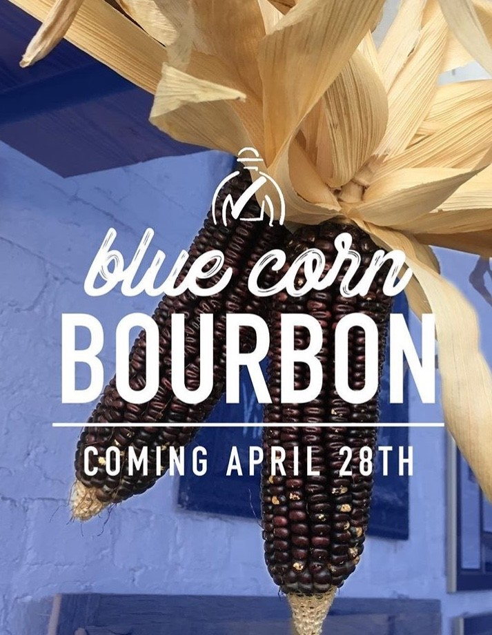 blue corn bbn - Bluegrass Distillers 2nd Releases of Blue Corn Bourbon Whiskey April 28th, 2018