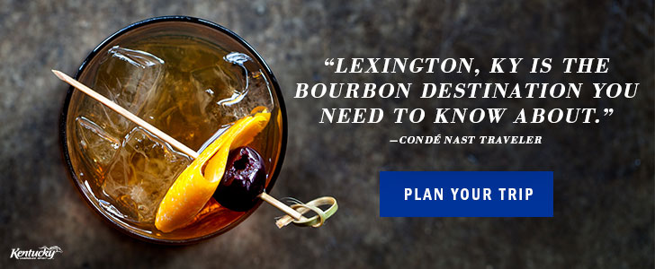 Kentucky bourbon trail where the spirit leads you for Ky bourbon trail craft tour map