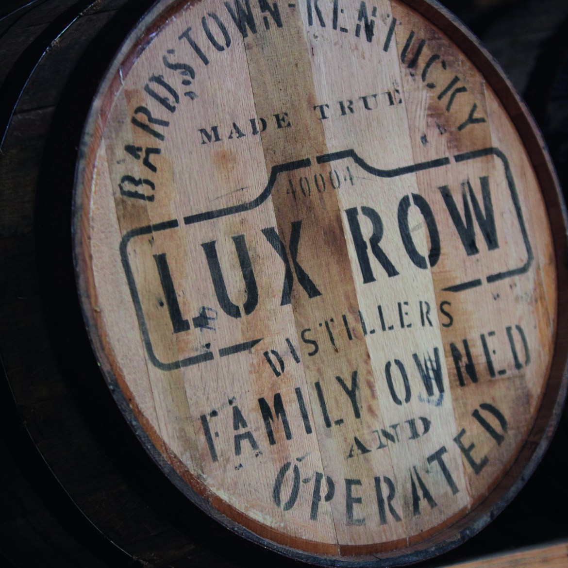 LUXROW Barrel Square - Lux Row