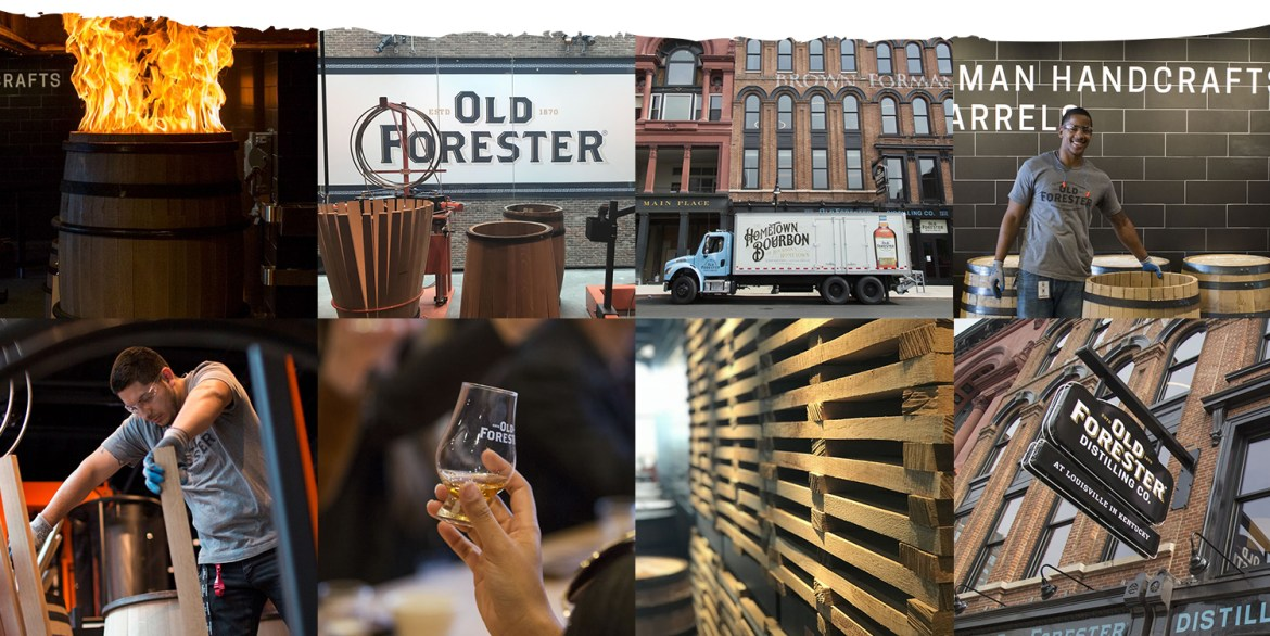 OF gallery collage 1 - Old Forester