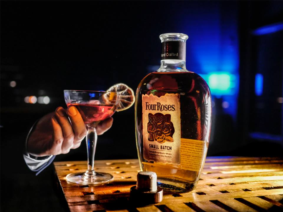 four roses cocktail - Four Roses Seeks Best Home Bartenderto Handcraft Official 130th Anniversary Cocktail