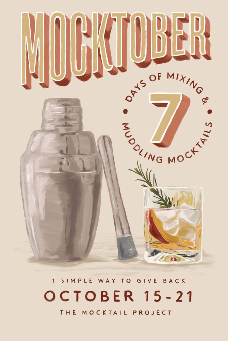 """mocktoberposter - Celebrate """"Mocktober"""" This Week To Help FundLocal Addiction Recovery Efforts"""