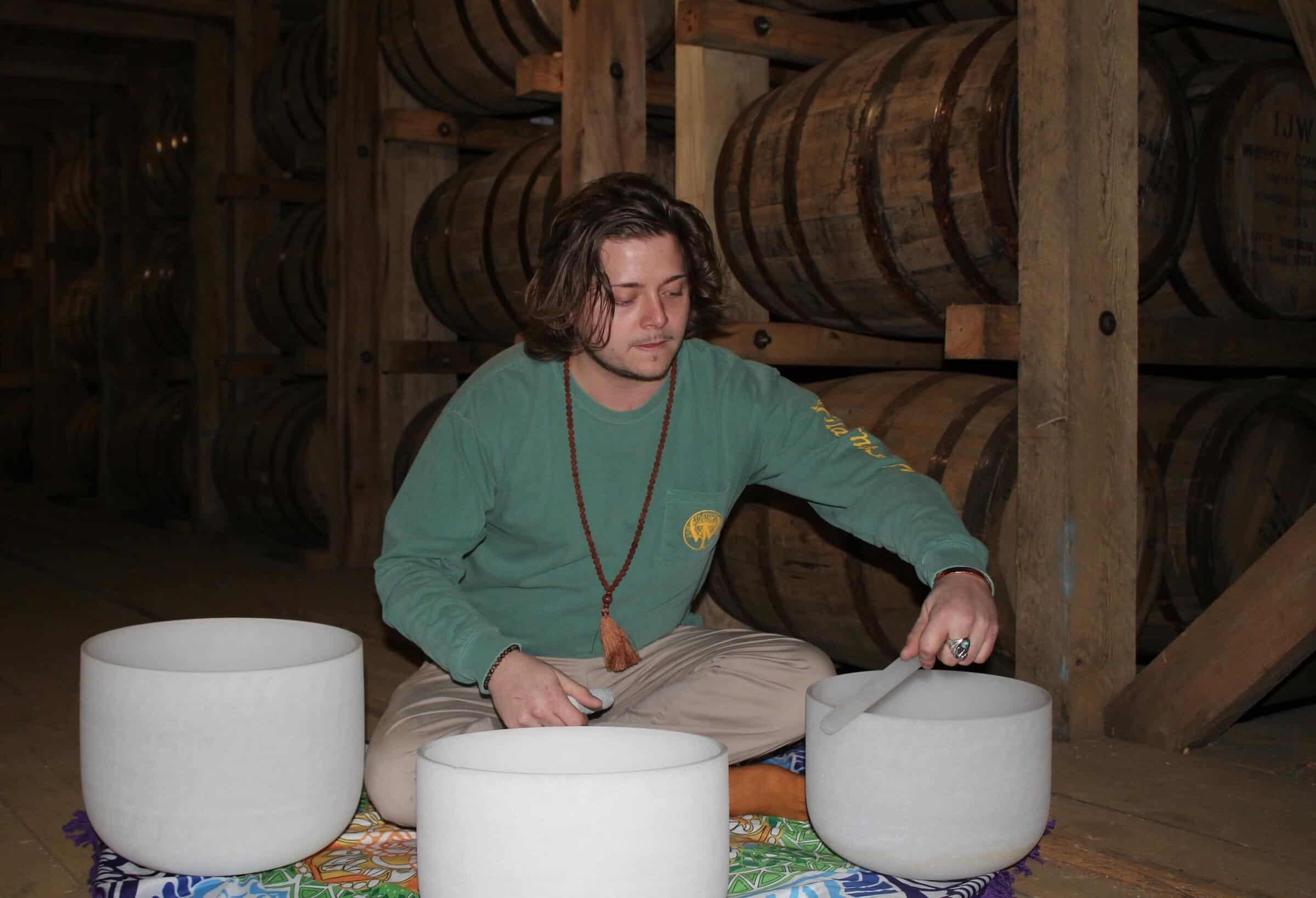 WT yoga - Wilderness Trail Distillery Yoga