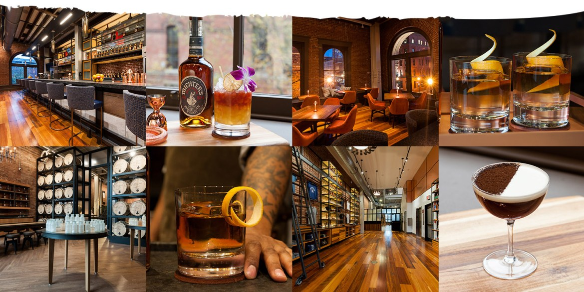 distillery gallery collage - Michter's