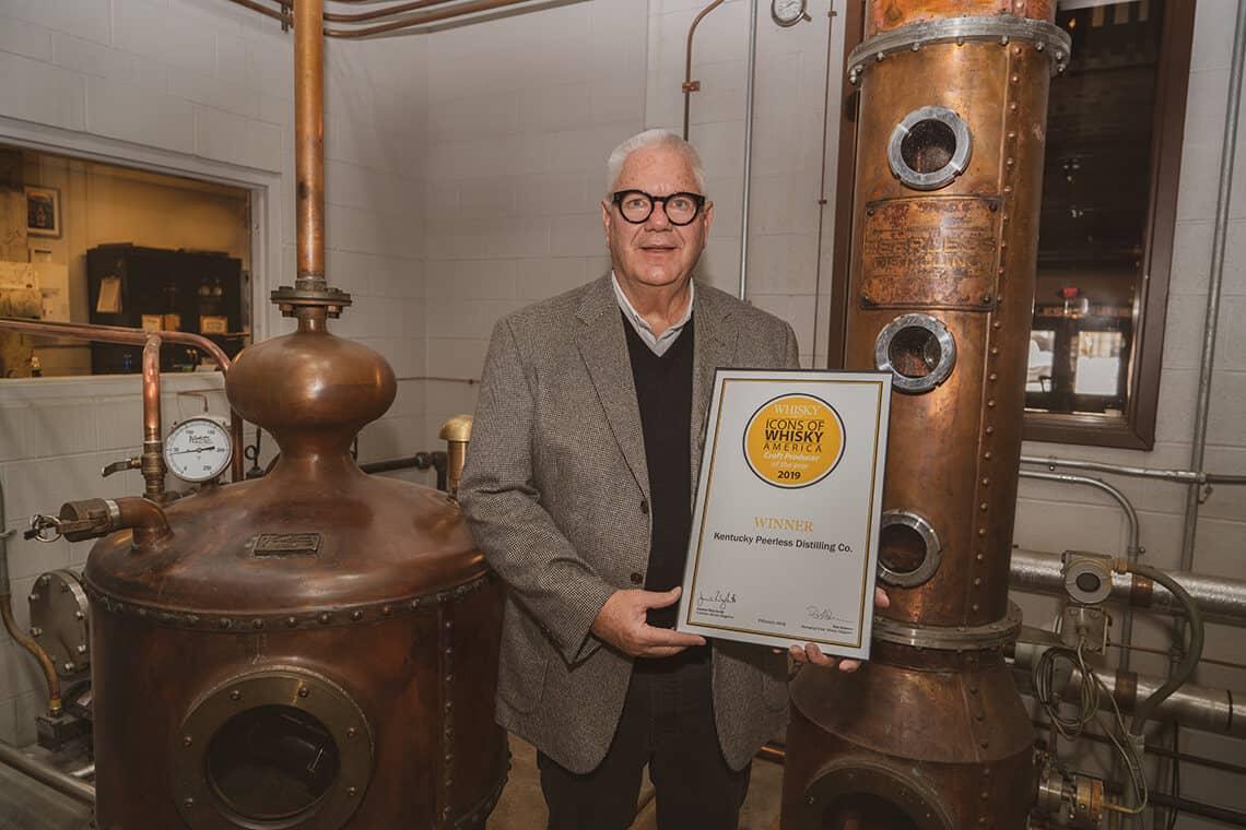 Best Craft Distillery 2019 Peerless 5 - Kentucky Peerless Named Craft Producer of the Year