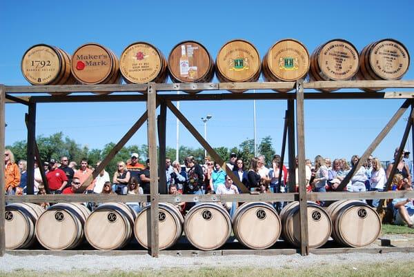 Kentucky Bourbon Festival - The Kentucky Bourbon Festival