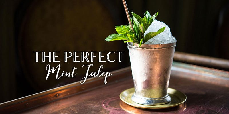 mint julep knittel - The Perfect Mint Julep