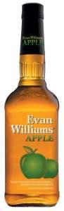 EWA 750ml BottleShot 91x300 - Evan Williams Bourbon Launches Evan Williams Apple