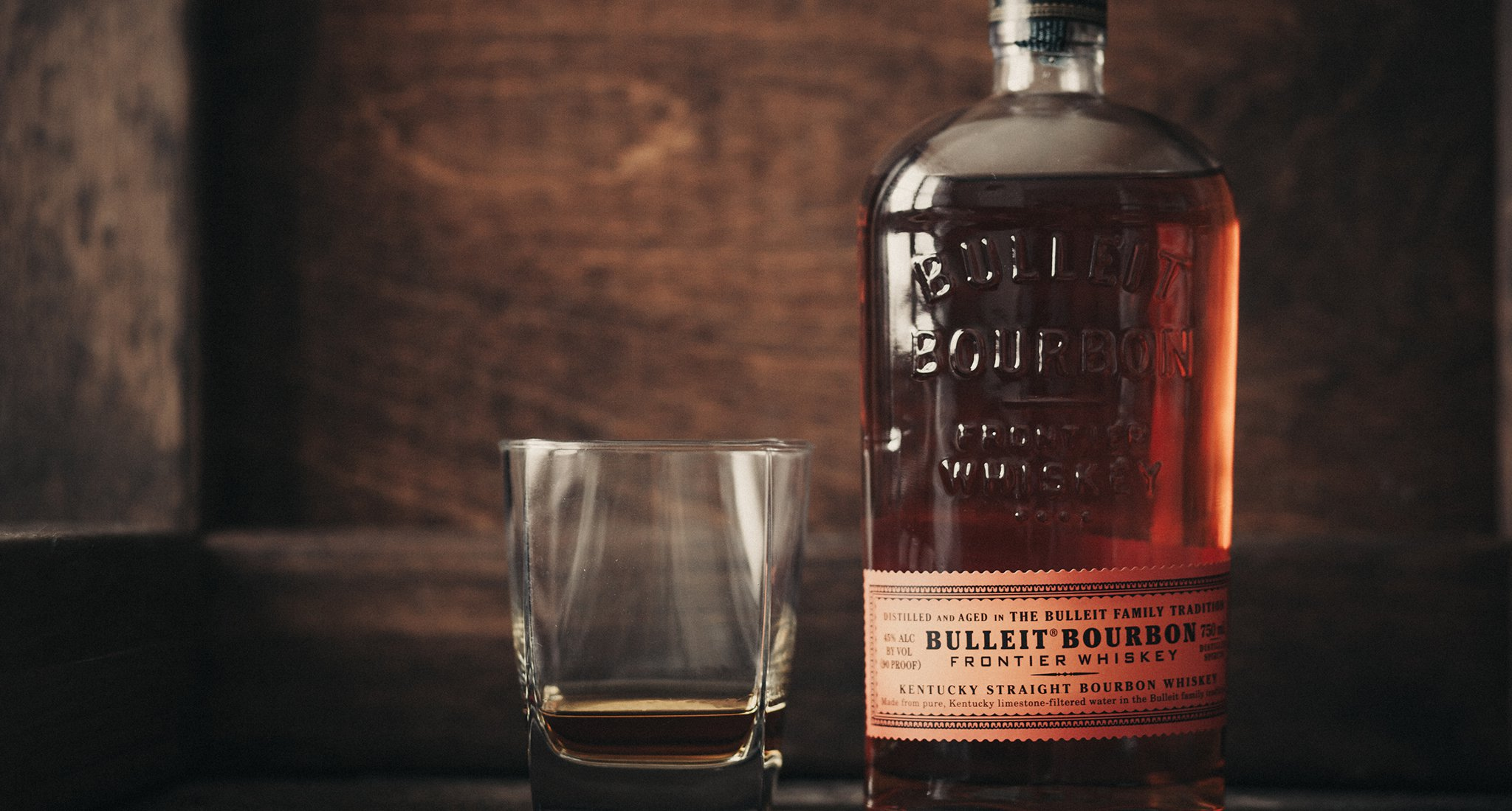 Bulleit Bourbon Dinner - Bulleit Bourbon Dinner