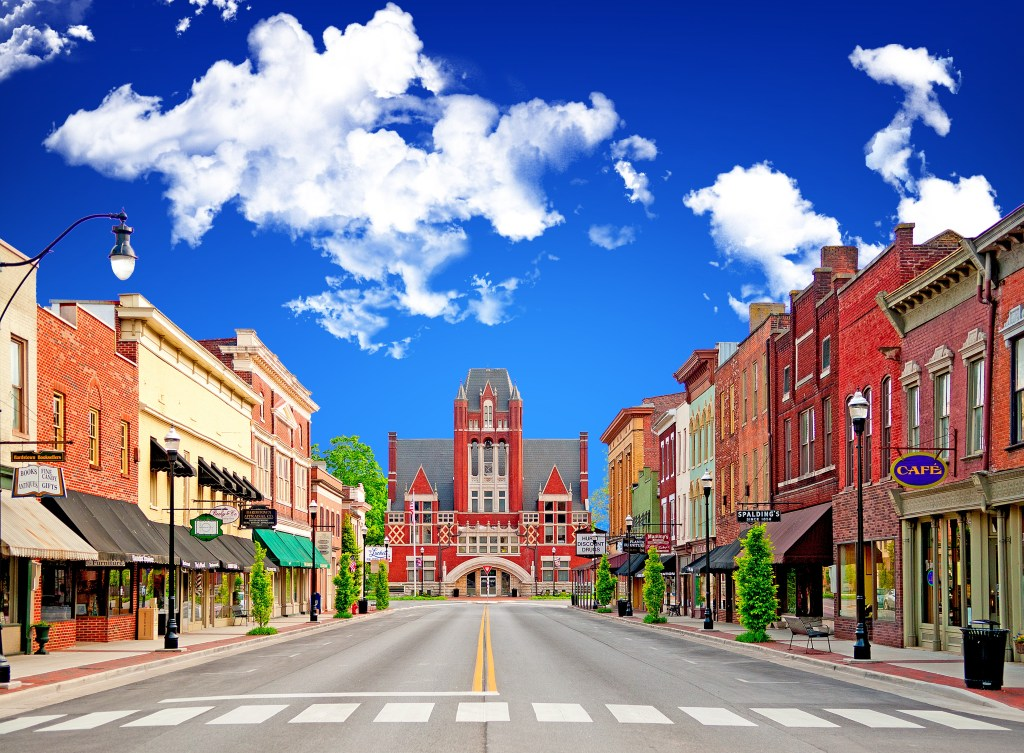 Named Most Beautiful Small Town Under 10 mb 1024x753 - Bardstown - Gateway Itinerary